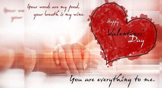 Поздравления с Днём Святого Валентина на английском языке ...